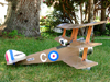 Sopwith Triplane 1/8 scale
